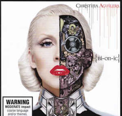 Christina Aguilera – Bionic - CD *NEW*