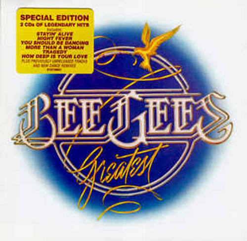 Bee Gees – Greatest - 2CD *USED*