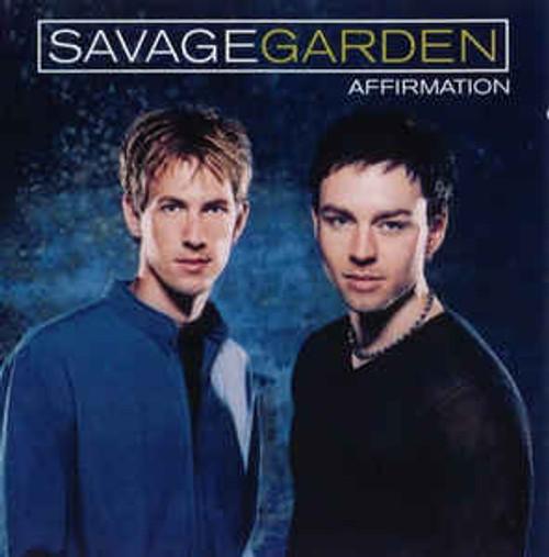 Savage Garden – Affirmation - CD *USED*