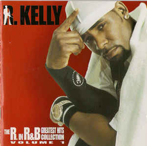 R. Kelly ‎– The R. In R&B Greatest Hits Collection: Volume 1 - 2CD *USED*