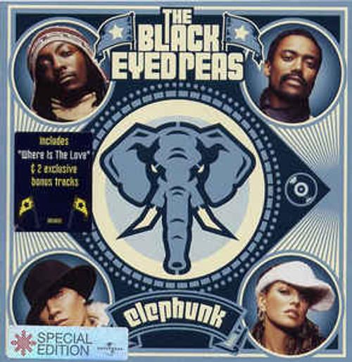 The Black Eyed Peas* – Elephunk - CD *USED*