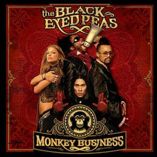 The Black Eyed Peas* – Monkey Business - CD *USED*