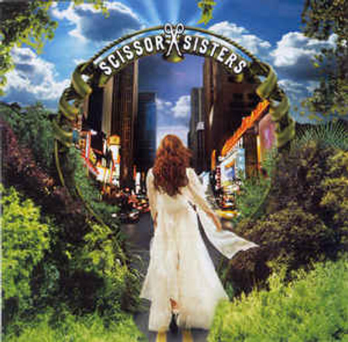 Scissor Sisters – Scissor Sisters - CD *USED*