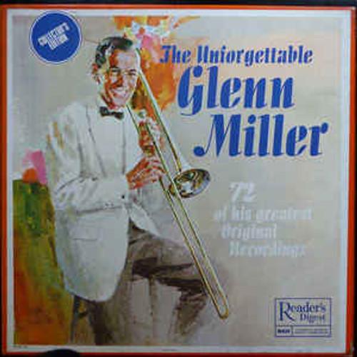 Glenn Miller – The Unforgettable Glenn Miller (72 Of His Greatest Original Recordings) - 6LP *USED*