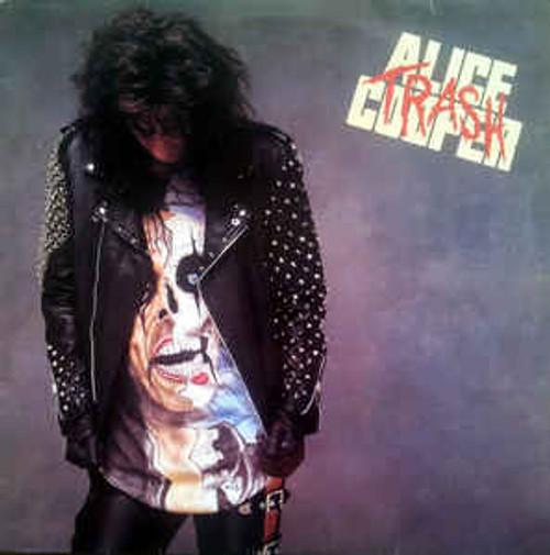 Alice Cooper (2) – Trash - LP *USED*
