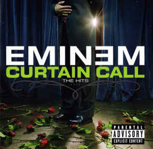 Eminem ‎– Curtain Call: The Hits - CD *NEW*