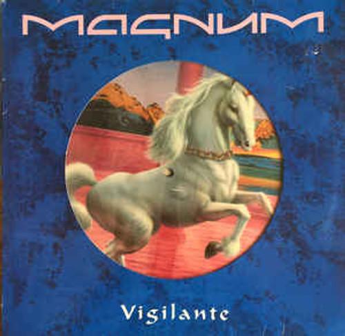 Magnum – Vigilante - LP, Picture Disc *used*