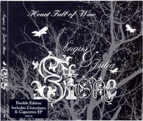 Angus & Julia Stone – Heart Full Of Wine - 2CD *NEW*