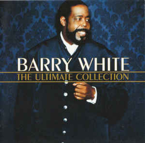 Barry White – The Ultimate Collection - CD *NEW*