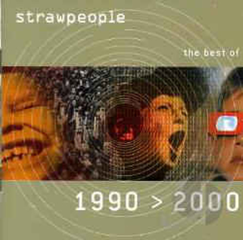 Strawpeople ‎– The Best Of 1990 > 2000 - CD *NEW*