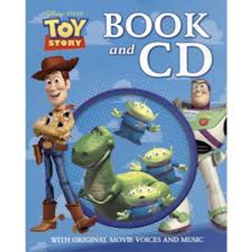 Disney Toy Story - BOOK/CD