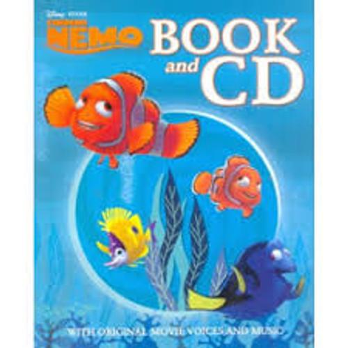 Disney Pixar Finding Nemo - BOOK/CD