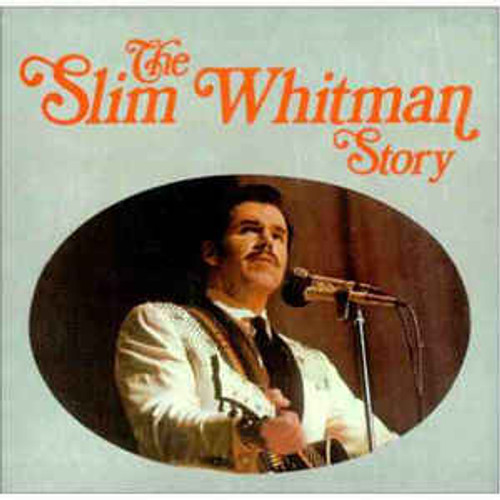 Slim Whitman – The Slim Whitman Story - 6LP *USED*
