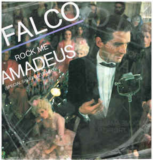 Falco – Rock Me Amadeus (Special Salieri Club Mix) - EP *USED*