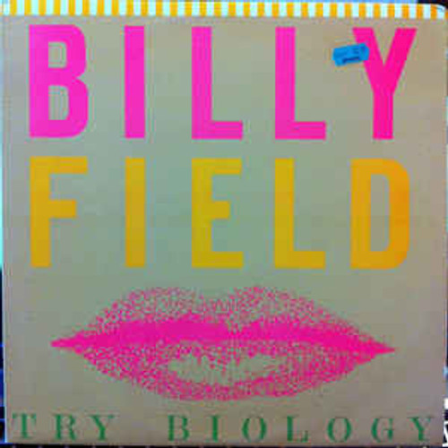Billy Field – Try Biology (AU) - LP *USED*