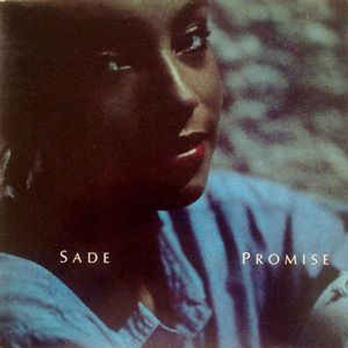 Sade ‎– Promise (NZ) - LP *USED*