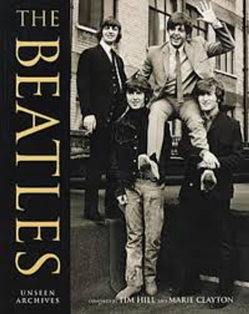 """Beatles"" By Tim Hill Marie Clayton - BOOK *NEW*"