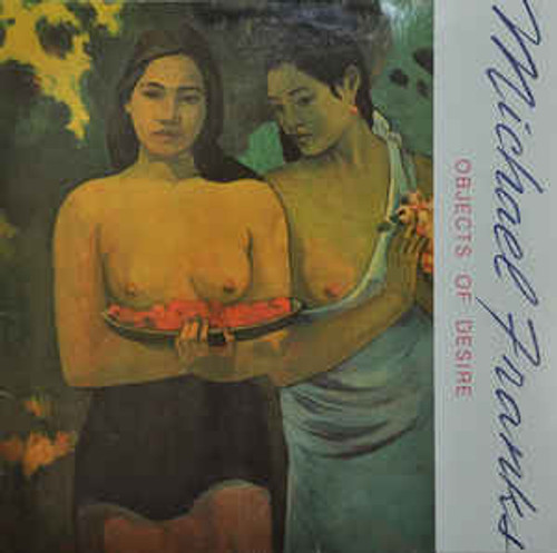 Michael Franks – Objects Of Desire - LP *USED*