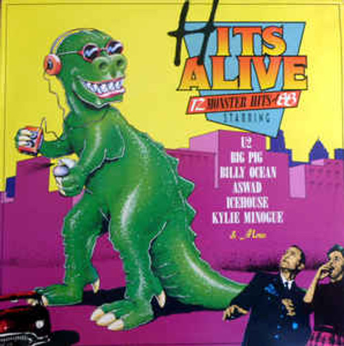 Hits Alive - Various - LP *USED*