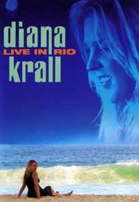 Diana Krall – Live In Rio - DVD *NEW*