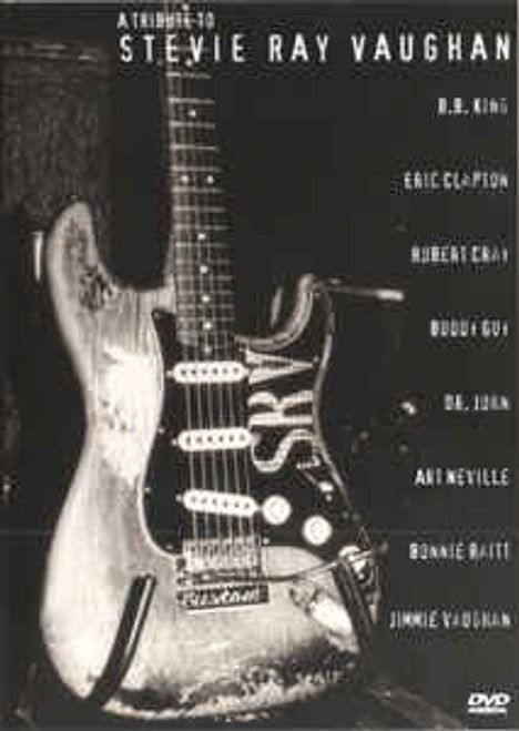 A Tribute To Stevie Ray Vaughan - Various - DVD *USED*
