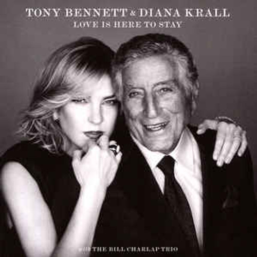Tony Bennett & Diana Krall With Bill Charlap Trio – Love Is Here To Stay - LP *NEW*