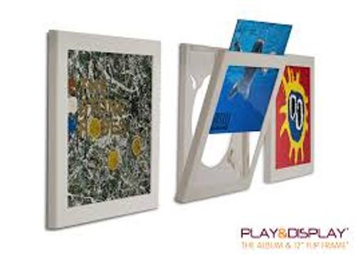 Art Vinyl Display Frame Pack (White) 3 Pack