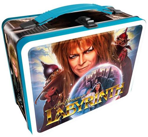 Jim Henson's Labyrinth: Tin Carry All Fun Box *NEW*