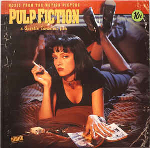 Pulp Fiction (Music From The Motion Picture) - Soundtrack - LP *NEW*