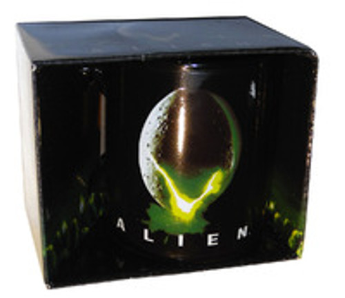Alien - Egg Logo Heat Change Mug