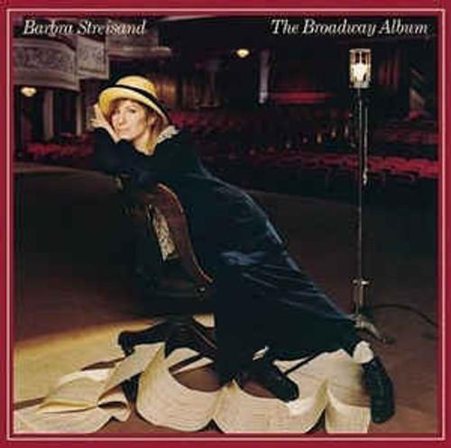 Barbra Streisand – The Broadway Album (NZ) - LP *USED*