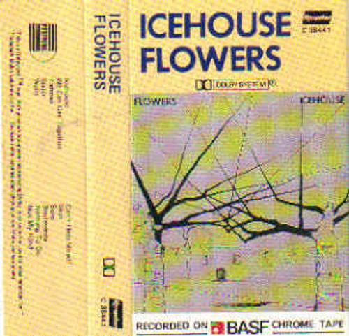 Flowers (4) – Icehouse - TC *USED*