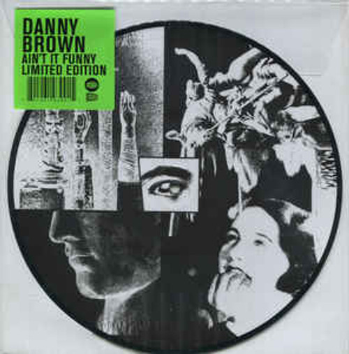 Danny Brown – Ain't It Funny - EP *NEW* RSD 2017