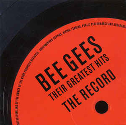 Bee Gees – Their Greatest Hits: The Record - 2CD *NEW*