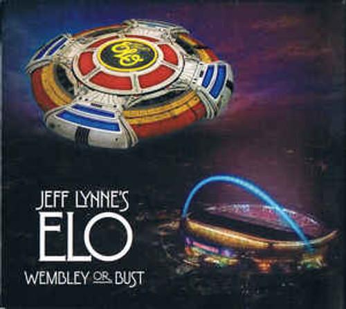 Jeff Lynne's ELO* – Wembley Or Bust - 2CD *NEW*