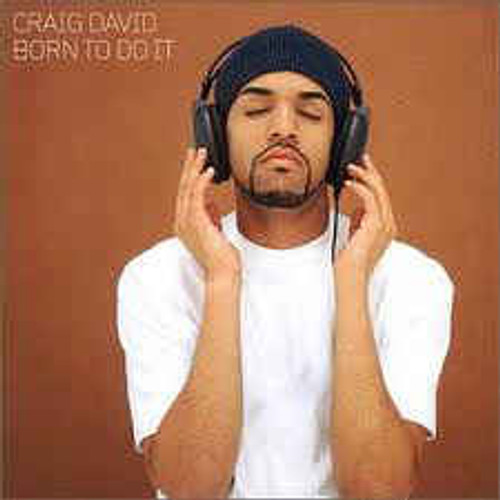 Craig David – Born To Do It - CD *NEW*