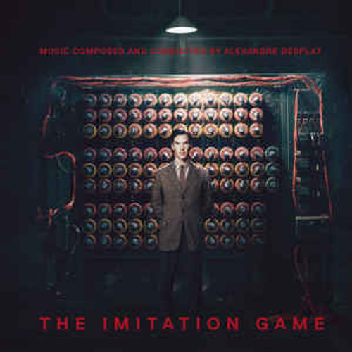 Alexandre Desplat – The Imitation Game (Original Motion Picture) - Soundtrack - LP *NEW*