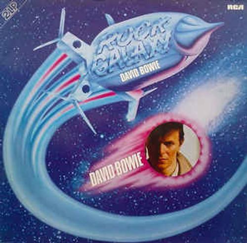 David Bowie – Rock Galaxy - 2LP *USED*