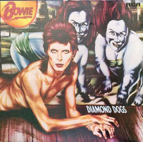 David Bowie – Diamond Dogs (UK) - LP *USED*