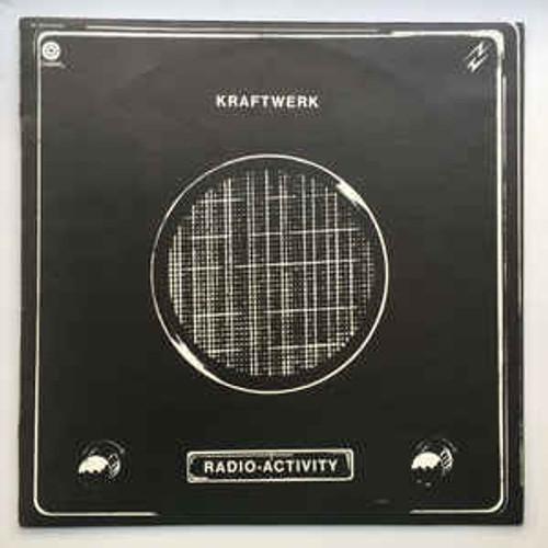 Kraftwerk – Radio-activity (ITALY) - LP *USED*
