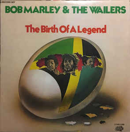 Bob Marley & The Wailers – The Birth Of A Legend (US) - 2LP *USED*