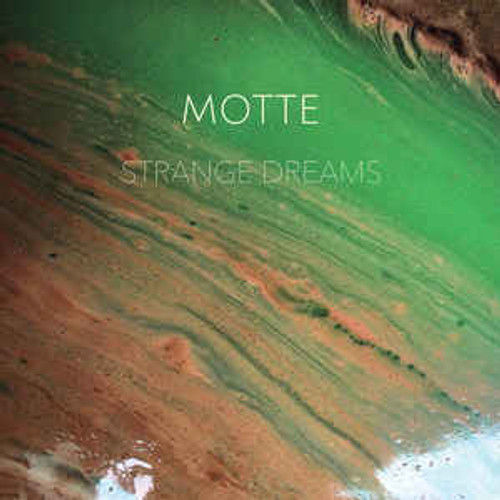 Motte (6) ‎– Strange Dreams - LP *NEW*