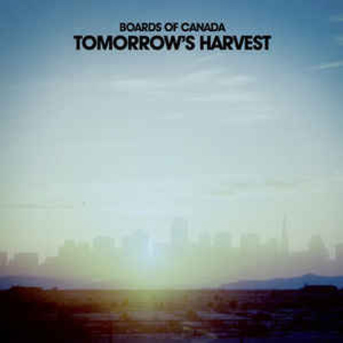Boards Of Canada – Tomorrow's Harvest - 2LP *NEW*
