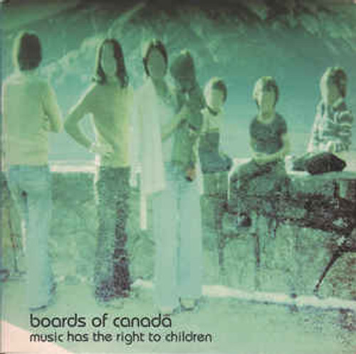 Boards Of Canada – Music Has The Right To Children - 2LP *NEW*