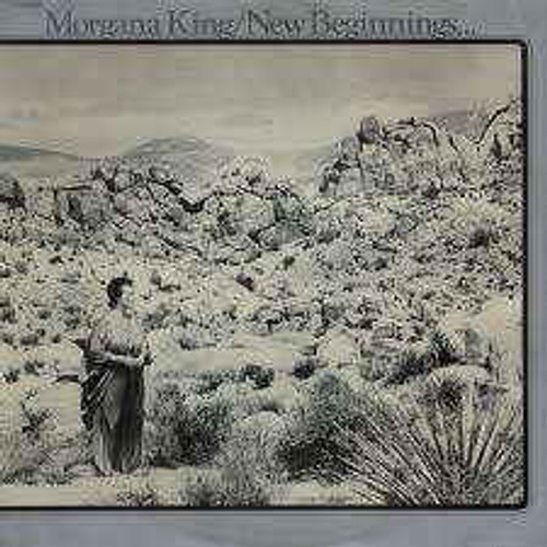 Morgana King ‎– New Beginnings (AU) - LP *USED*