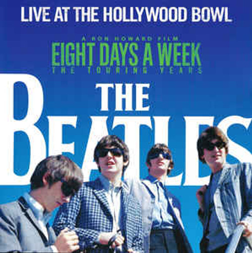 The Beatles – Live At The Hollywood Bowl - 2LP *NEW*