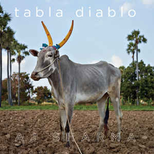 AJ Sharma ‎– tabla diablo - LP *NEW*