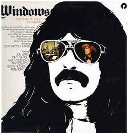 Jon Lord – Windows (AU) - LP *USED*