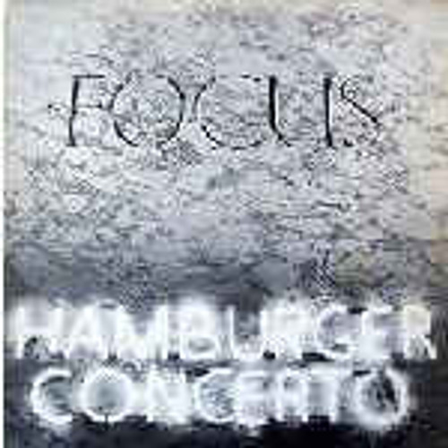 Focus (2) ‎– Hamburger Concerto (NZ) - LP *USED*