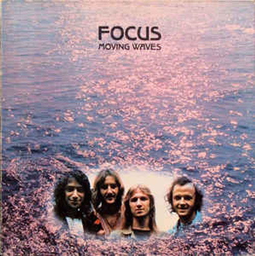 Focus (2) ‎– Moving Waves (NZ) - LP *USED*